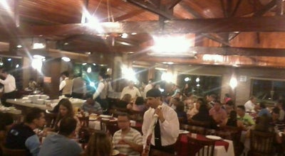 Photo of BBQ Joint Churrascaria Porto Alegre at Av. Afonso Pena, 3918, Uberlândia 38400-710, Brazil
