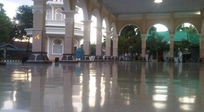 Photo of Mosque Masjid Agung Sukoharjo at Jl. Raya Sukoharjo - Wonogiri, Sukoharjo, Indonesia