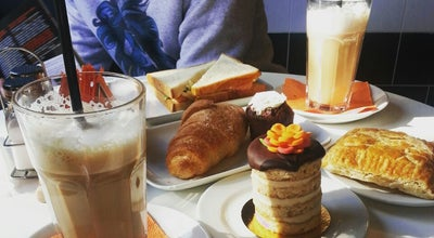 Photo of Cafe Кафе-лавка «Морошка» at Ул. Егорова, 13, Мурманск, Russia