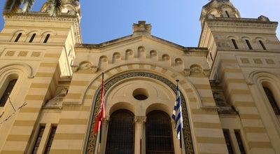 Photo of Church Eglise Réformée de Tunis at 36, Rue Charles De Gaulle, Tunis, Tunisia
