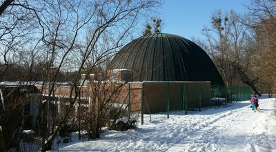 Photo of Planetarium Planetarium am Insulaner at Munsterdamm 90, Berlin 12169, Germany