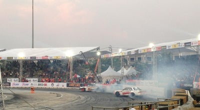 Photo of Racetrack D1 Grand Prix Series Professional Thailand at Thailand