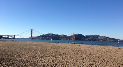 Photo of Beach East Beach at Crissy Field, San Francisco, CA 94129, United States