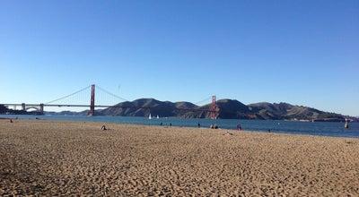 Photo of Beach East Beach at Crissy Field, San Francisco, CA 94129, United States