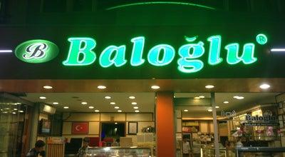 Photo of Ice Cream Shop Baloğlu Pastanesi at N.fazıl Kısa Kürek Sk. Toruş Bakırcı İş Hanı No-22-e, Çankırı, Turkey