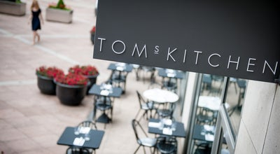 Photo of Restaurant Tom's Kitchen at 11 Westferry Circus, London E14 4HD, United Kingdom
