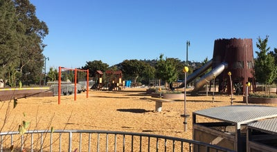 Photo of Playground Beresford Park at Beresford Park, San Mateo, CA 94403, United States