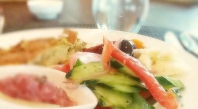Photo of Italian Restaurant Zafferano at Lv 43, Ocean Financial Centre, Singapore 049315, Singapore