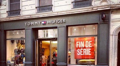 Photo of Boutique Tommy Hilfiger at Lyon, France