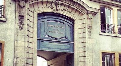 Photo of Art Museum Musée des tissus et des Arts Décoratifs at 17-19 Rue De La Charité, Lyon 69002, France