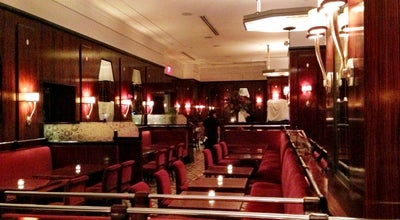 Photo of French Restaurant Brasserie Ruhlmann at 45 Rockefeller Plz, New York, NY 10111, United States
