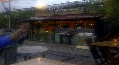 Photo of Seafood Restaurant Ocean's Resto The Fish Connection at Ruko Bandar Blok M No. 18, Balikpapan 76111, Indonesia
