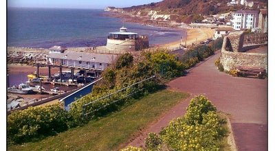 Photo of Beach Ventnor Beach at Esplanade, Ventnor PO38 1JT, United Kingdom