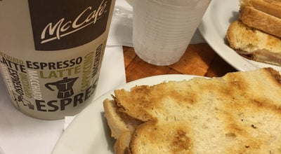 Photo of Coffee Shop McCafé at Luis Alberto De Herrera, Montevideo, Uruguay