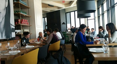 "Photo of Italian Restaurant Double Zero ""00"" Chinook at 6455 Macleod Trail Sw, Calgary, AB, Canada"