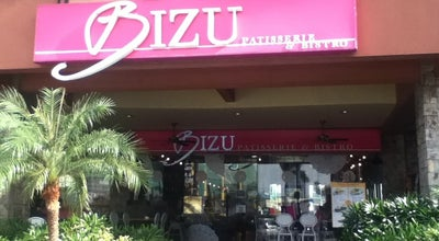 Photo of Cafe Bizu Patisserie & Bistro at Ground Flr, Promenade, Greenhills Shopping Center, San Juan City, Philippines