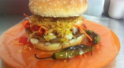 Photo of Burger Joint Las Venezolanas at Av. Universidad #1217, Morelia, Mexico