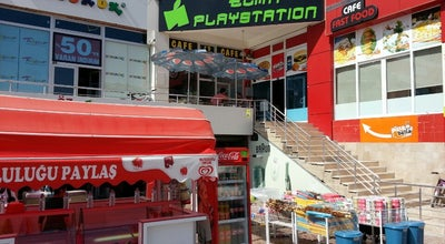 Photo of Arcade Elma Playstation Cafe at Derbent Migros Yanı 74/g, Niğde 51163, Turkey
