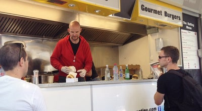 Photo of Food Truck The Rolling Cantine at Sur Le Marché, Lyon, France