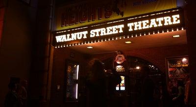 Photo of Theater Walnut Street Theatre at 825 Walnut St, Philadelphia, PA 19107, United States