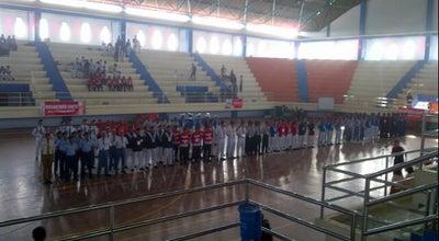 Photo of Basketball Court Gedung Olahraga Wilis Madiun (GOR) at Jalan Pari Kesit, Madiun, Indonesia