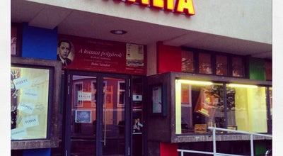 Photo of Theater Divadlo Thália Színház at Mojmírova 3, Staré Mesto 040 01, Slovakia