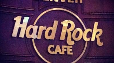 Photo of Food Hard Rock Cafe Denver at 500 16th St, Denver, CO 80202, United States