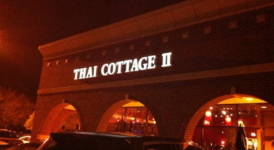 Photo of Thai Restaurant Thai Cottage II at 4723 Sweetwater Blvd, Sugar Land, TX 77479, United States