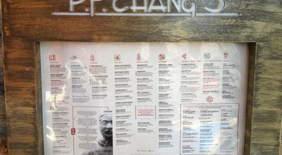 Photo of Chinese Restaurant P.F. Chang's at 255 East Basse Road, San Antonio, TX 78209, United States