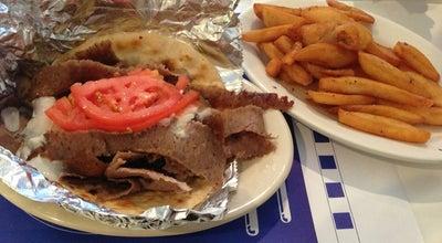 Photo of Greek Restaurant Cross Rhodes at 913 Chicago Ave, Evanston, IL 60202, United States