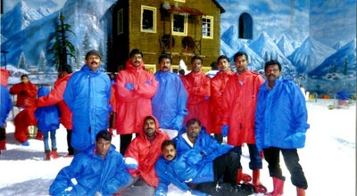 Photo of Theme Park Snow World - The Magic of Snow at Hyderabad, India