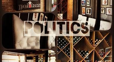 Photo of Cafe Politics [café + public house] at Escario Central Mall, Kamputhaw 6000, Philippines