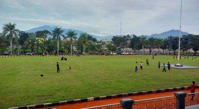 Photo of Park Taman Prawatasari at Jl. Pangeran Hidayatullah, Cianjur, Indonesia