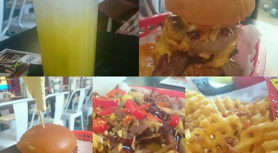 Photo of Burger Joint Almost Famous Burgers at 23-25 Great George St, Leeds LS1 3AL, United Kingdom