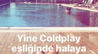 Photo of Pool Alya Konutları 2 Havuz at Turkey