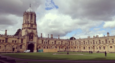 Photo of College Academic Building Christ Church at St. Aldate's, Oxford OX1 1DP, United Kingdom