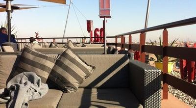 Photo of Roof Deck Sky Bar at Boulevard Mohammed Zerktouni, Marrakesh, Morocco