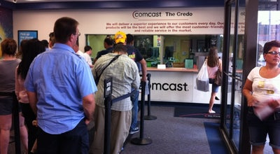 Photo of Other Venue Comcast Service Center at 1351 South Columbus Blvd, Philadelphia, PA 19147, United States