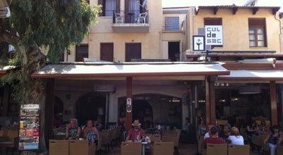 Photo of Cafe Cul De Sac at Πλατεία Τίτου Πετυχάκη, Ρέθυμνο 741 31, Greece