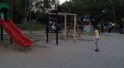 Photo of Playground Πάρκο Πρεσσώφ at Γκιώνας, Κερατσίνι, Greece