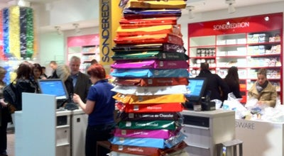 Photo of Chocolate Shop Ritter Sport Bunte Schokowelt at Französische Str. 24, Berlin 10117, Germany