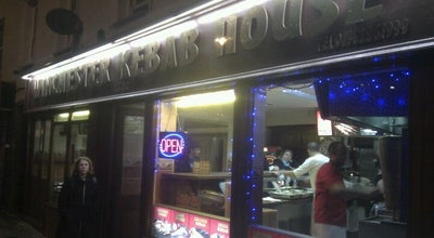 Photo of Diner Winchester Kebab House at 6-8 Stockbridge Road, Winchester SO23 7bz, United Kingdom