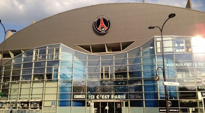 Photo of Soccer Stadium Parc des Princes at 24 Rue Du Commandant Guilbaud, Paris 75016, France