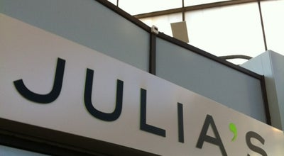 Photo of Italian Restaurant Julia's at Orlyplein 103-b, Amsterdam 1043 DT, Netherlands