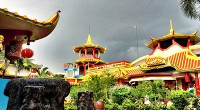 Photo of Temple Vihara Nimmala (Boen San Bio) at Jalan Pasar Baru No. 43, Tangerang, Indonesia
