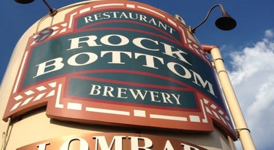 Photo of Brewery Rock Bottom Restaurant & Brewery at 94 Yorktown Shopping Ctr, Lombard, IL 60148, United States