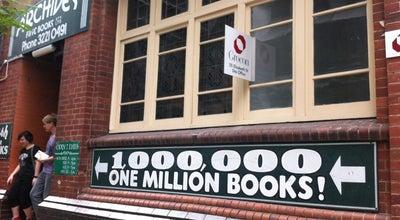 Photo of Bookstore Archives Fine Books at 40 Charlotte St, Brisbane, QL 4000, Australia