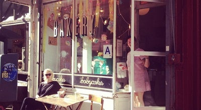 Photo of Bakery Babycakes NYC at 248 Broome St, New York, NY 10002