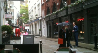 Photo of French Restaurant Côte Brasserie at 6-8 St.christopher's Place, London W1U 1ND, United Kingdom