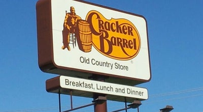 Photo of American Restaurant Cracker Barrel Old Country Store at 550 County Road 117 I-35 & Loop 4, Buda, TX 78610, United States